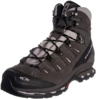 SALOMON Quest 4D GTX Ladies Walking Boots, Black/Grey, US8.5: Shoes