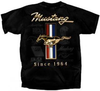 Ford Mustang Tribar GT Mens Shirt Clothing