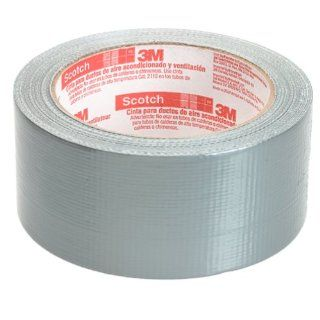 "3M Scotch 132DC NA HVAC Duct Tape, 20 yds Length x 1 7/8"" Width: Industrial & Scientific"