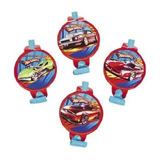 Hot Wheels&#8482 Speed City Blowouts   Birthday Party Supplies & Birthday Party Favors & Goody Bags Health & Personal Care