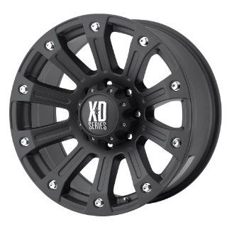 "KMC Wheels XD Series Ambush XD441 Matte Black Wheel (18x9""/6x139.7mm): Automotive"