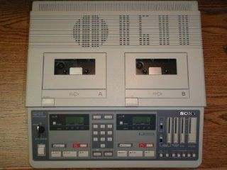 Sony Bm246 Court Meeting 4 Track Recorder Electronics