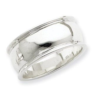 Sterling Silver Fancy Band: West Coast Jewelry: Jewelry
