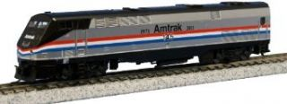 "Kato USA Model Train Products GE P42 #145 ""Genesis"" Amtrak 40th Anniversary Phase III N Scale Train: Toys & Games"