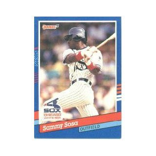 1991 Donruss #147 Sammy Sosa: Sports Collectibles