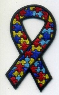 "Autism Awareness 3"" Motorcycle Embroidered New MC Club Biker Vest Patch PAT 2793: Everything Else"