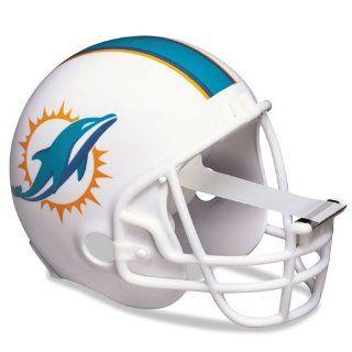 "Scotch NFL Helmet Tape Dispenser, Miami Dolphins, Plus 1 Roll Tape 3/4"" x 350"" Electronics"