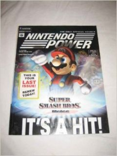 Nintendo Power V. 151 Jan. 2002 Super Smash Bros. Melee Pikmin SSX Tricky: Nintendo of America Inc.: Books