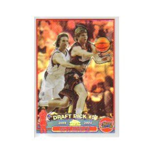 2003 04 Topps Chrome Refractors #153 Kyle Korver: Sports Collectibles