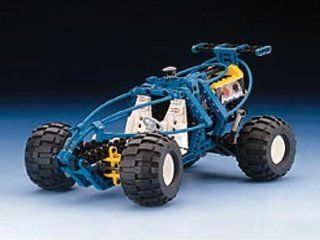 Lego Technic Future Car 8437: Toys & Games