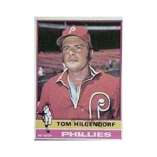 1976 Topps #168 Tom Hilgendorf   EX: Sports Collectibles