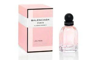Balenciaga Paris L'eau Rose 1.7 Oz 50 Ml Eau De Toilette Spray: Beauty