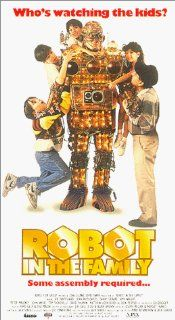 Robot in the Family [VHS]: Joe Pantoliano, John Rhys Davies, Danny Gerard, Amy Wright, Peter Maloney, John Wylie, Tom Signorelli, David Shuman, Matthew Locricchio, Don Peoples, Kim Chan, Herschel Sparber, Blain Brown, Jack Shaoul, Mark Harry Richardson, Bi