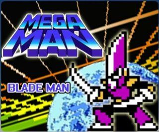 Mega Man 10 Blade Man Avatar [Online Game Code]: Video Games