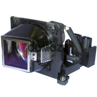 Comoze lamp for mitsubishi sd110u projector with housing: Electronics