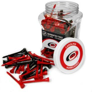 Team Golf Carolina Hurricanes 175 Count Imprinted Tee Jar : Sports Fan Jerseys : Sports & Outdoors