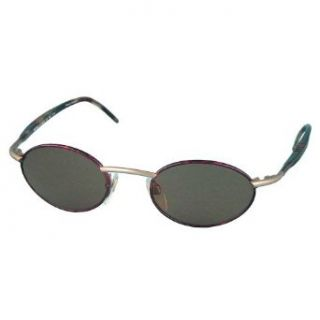 Genuine JAGUAR 1920's Style Titanium Sunglasses. Model: 3041 179: Clothing