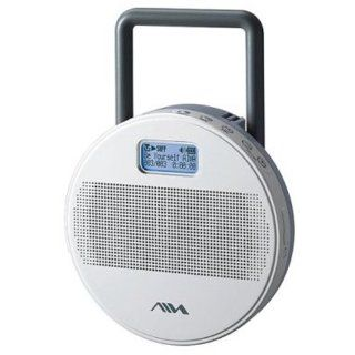 Aiwa AZ BS32 Water Resistant MP3 Player with Speaker: MP3 Players & Accessories