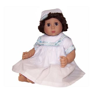 Molly P. Originals Catrina 18 in. Doll with Open Close Eyes   Baby Dolls