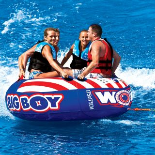 World of Watersports Big Boy Ski Tube Do Not Use