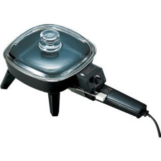 Brentwood SK 45 6 in. Electric Skillet   Electric Skillets