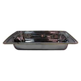 Old Dutch Rectangular Stainless Steel Food Pan for 842 and 893   Chafing Dishes & Buffet Servers