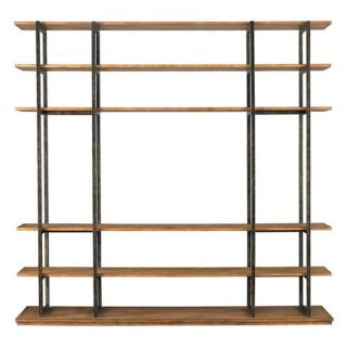 Stanley Modern Craftsman Robie House Screen Driftwood 955 71 18   Bookcases