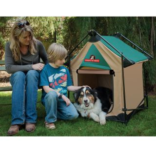Lucky Dog Dawg e Tent   Dog Crates