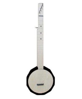 Zither Heaven 5 String Black Banjo   Kids Musical Instruments