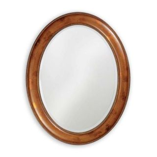 Andrew Oval Mirror   29W x 39H in.   Wall Mirrors