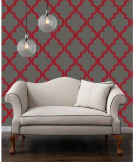 Tempaper Marrakesh Self Adhesive Temporary Repositionable Wallpaper   Wallpaper