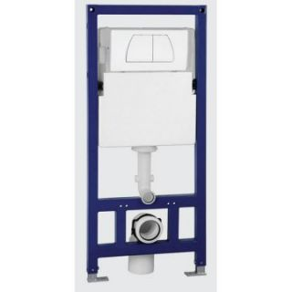Eago In Wall Tank and Carrier for Wall Mounted Toilet   Toilets