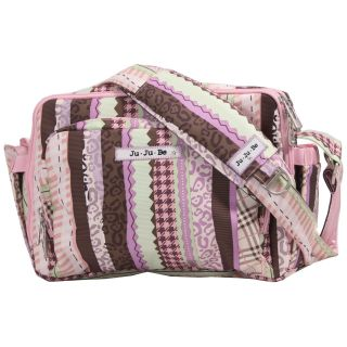 Ju Ju Be Julias Ribbons BeTween Diaper Bag   Designer Diaper Bags