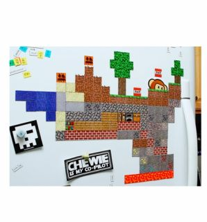 Minecraft Magnets   BustedTees