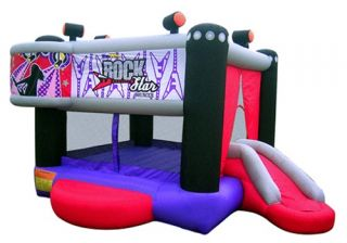 Kidwise Rock Star Bounce House   Bounce Houses