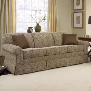 ... Charles Schneider Briggs Multi Fabric Sofa With Accent Pillows Sofas ...