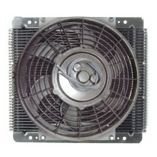 1950 1979 Volkswagen Beetle Cooling Fan   EMPI, Direct fit, Black, Auxiliary fan