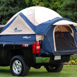 napier sportz 111 truck bed tent short bed chevy ford. Black Bedroom Furniture Sets. Home Design Ideas