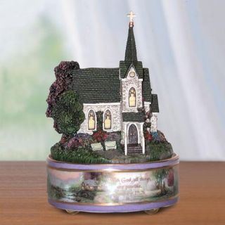 Our Lady of Fatima Rosary Music Box   Trinket Boxes