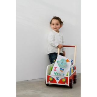 Dushi Push n Play Motor Bus   Activity Walkers