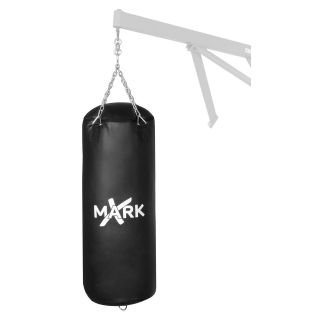 XMark Unfilled Black Classic Leather Heavy Bag XM 2760   Boxing Equipment