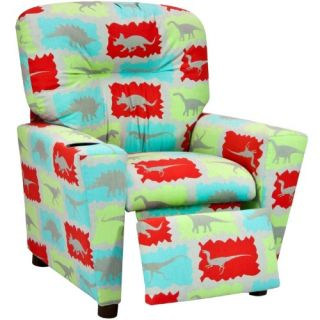 Kidz World Kids Recliner   Rex Harmony   Chairs