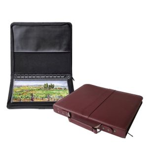 Alvin Premier Series Leather Presentation Cases   Business Accessories