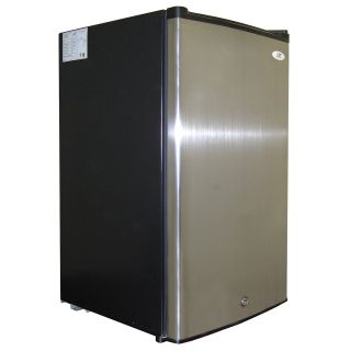 Sunpentown UF 311S 2.8 cu.ft Upright Freezer   Stainless   ENERGY STAR   Small Refrigerators