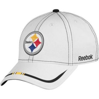 Reebok Pittsburgh Steelers Sideline Coaches Structured Hat