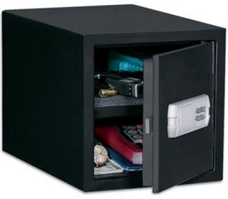Stack On Personal Safe with Motorized Electronic Lock   Business and Home Safes