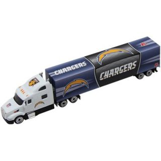 San Diego Chargers 2012 Die Cast Collectible Tractor Trailer