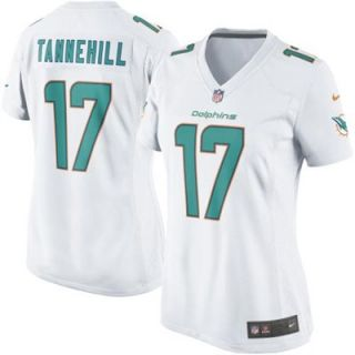 Nike Ryan Tannehill Miami Dolphins Womens New 2013 Game Jersey   White