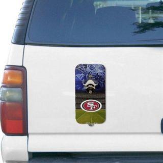 San Francisco 49ers Clink N Drink Magnetic Bottle Opener