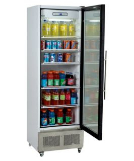 Avanti BCAD338 12 cu. ft. Showcase Beverage Cooler   Small Refrigerators